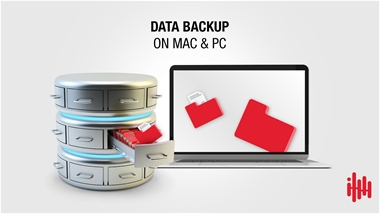 Easy steps to back up your data on MAC and PC